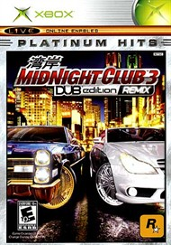 Rent Midnight Club 3: DUB Edition Remix for Xbox
