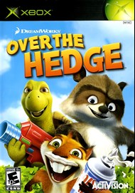 Rent Over the Hedge for Xbox