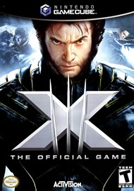 Rent X-Men: The Official Game for GC