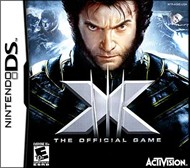 Rent X-Men: The Official Game for DS