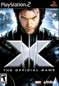 Rent X-Men: The Official Game for PS2