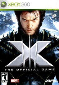 Rent X-Men: The Official Game for Xbox 360