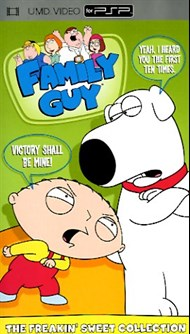 Rent Family Guy: Freakin Sweet Collection for PSP Movies