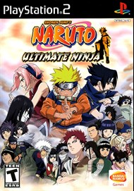 Rent Naruto: Ultimate Ninja for PS2
