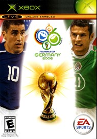 Rent 2006 FIFA World Cup for Xbox
