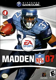 Rent Madden NFL 07 for GC