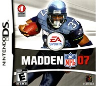 Rent Madden NFL 07 for DS