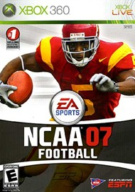 Rent NCAA Football 07 for Xbox 360