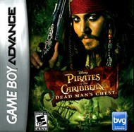 Rent Pirates of the Caribbean: Dead Man's Chest for GBA