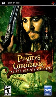 Rent Pirates of the Caribbean: Dead Man's Chest for PSP Games