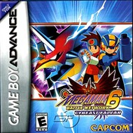 Rent Mega Man Battle Network 6: Cybeast Falzar for GBA