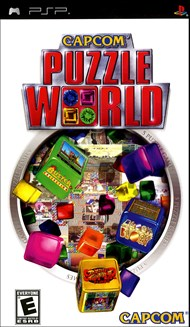 Rent Capcom Puzzle World for PSP Games