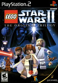 Rent LEGO Star Wars II: The Original Trilogy for PS2