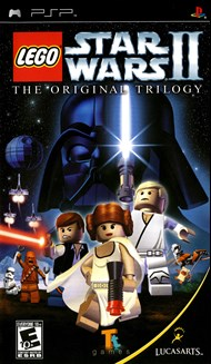 Buy LEGO Star Wars II: The Original Trilogy for PSP Games