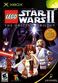 Rent LEGO Star Wars II: The Original Trilogy for Xbox