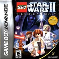 Rent LEGO Star Wars II: The Original Trilogy for GBA