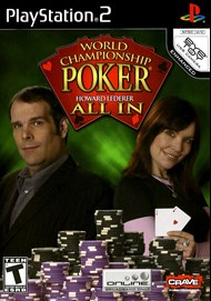 Rent World Championship Poker: Featuring Howard Lederer - All In for PS2