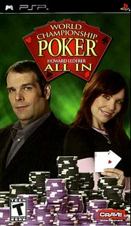 Rent World Championship Poker: Featuring Howard Lederer - All In for PSP Games