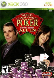 Rent World Championship Poker: Featuring Howard Lederer - All In for Xbox 360