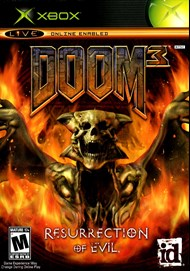 Rent Doom 3: Resurrection of Evil for Xbox
