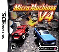 Rent Micro Machines V4 for DS