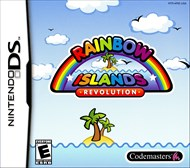 Rent Rainbow Islands Revolution for DS