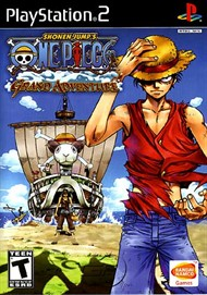 Rent One Piece: Grand Adventure for PS2