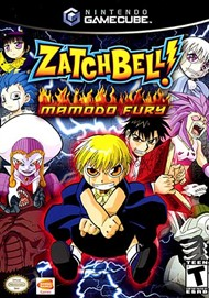 Rent Zatch Bell! Mamodo Fury for GC