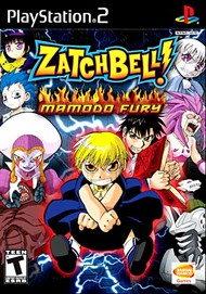 Rent Zatch Bell! Mamodo Fury for PS2