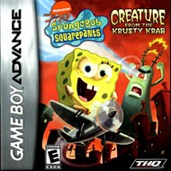 Rent SpongeBob SquarePants: Creature from the Krusty Krab for GBA
