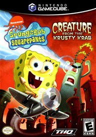 Rent SpongeBob SquarePants: Creature from the Krusty Krab for GC