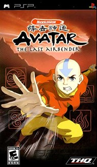 Rent Avatar: The Last Airbender for PSP Games