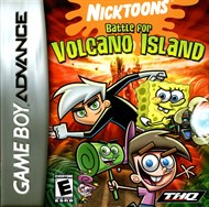 Rent Nicktoons: Battle for Volcano Island for GBA