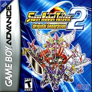 Rent Super Robot Taisen: Original Generation 2 for GBA