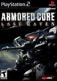 Rent Armored Core: Last Raven for PS2