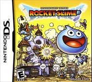 Rent Dragon Quest Heroes: Rocket Slime for DS