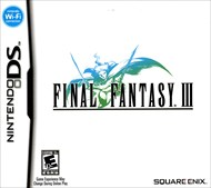 Rent Final Fantasy III for DS