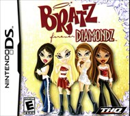 Rent Bratz: Forever Diamondz for DS