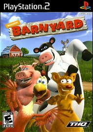 Rent Barnyard for PS2