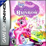 Rent My Little Pony: Crystal Princess the Runaway Rainbow for GBA