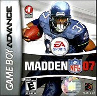 Rent Madden NFL 07 for GBA