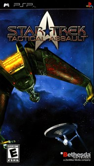 Rent Star Trek: Tactical Assault for PSP Games