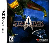Rent Star Trek: Tactical Assault for DS