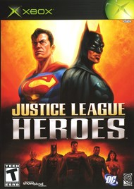 Rent Justice League Heroes for Xbox