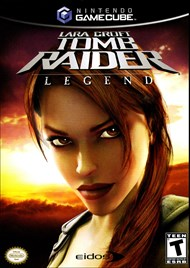 Rent Tomb Raider: Legend for GC