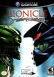 Rent Bionicle Heroes for GC