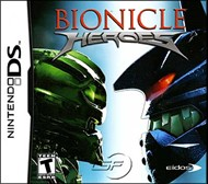 Rent Bionicle Heroes for DS