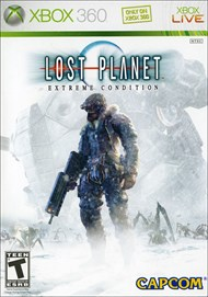 Rent Lost Planet: Extreme Condition for Xbox 360