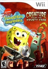 Rent SpongeBob SquarePants: Creature from the Krusty Krab for Wii