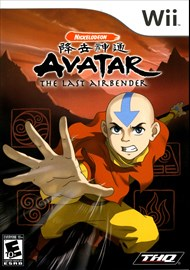 Rent Avatar: The Last Airbender for Wii